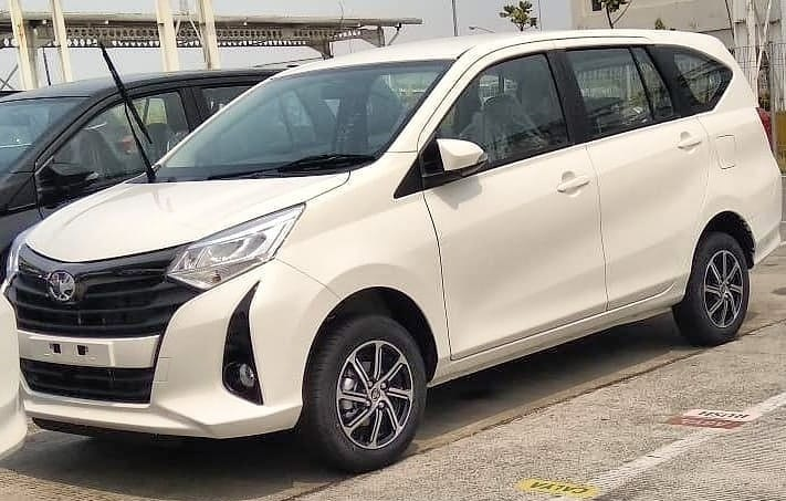 Dealer Toyota Solo Launching All New Calya Facelift